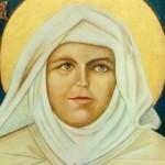 Maria Baouardy a lui Isus Răstignit