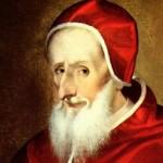 Pius al V-lea (Antonio Ghislieri)