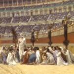 Primii Sfinţi Martiri din Roma