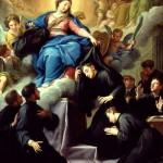 """fondatori ai Societăţii """"Slujitorii Sfintei Fecioare Maria"""""""