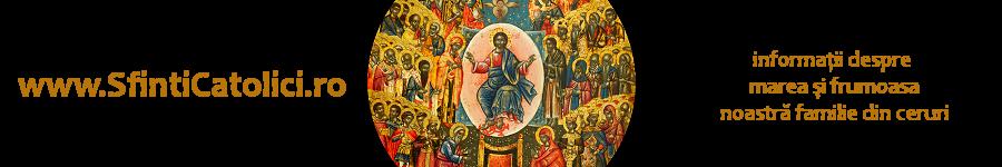 Sfinţi Catolici
